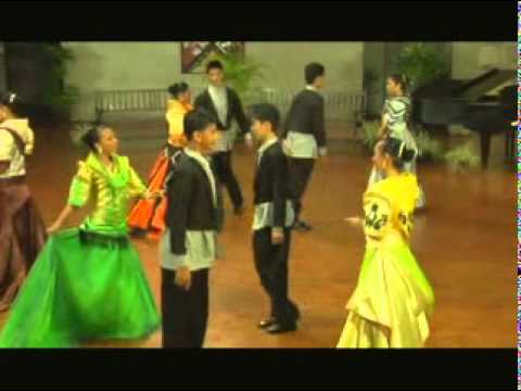 RIGODON DE HONOR: Filipino-Spanish Quadrille Folk Dance Introduced by the French People