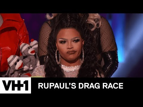 Vanjie recalls seducing Brooke's 'Canadian bacon' in RuPaul's Drag Race reunion clip
