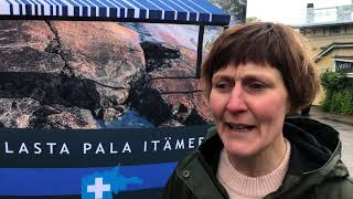 Hannele: Myrsky-yöksi saarelle, Naantalin Venemessut