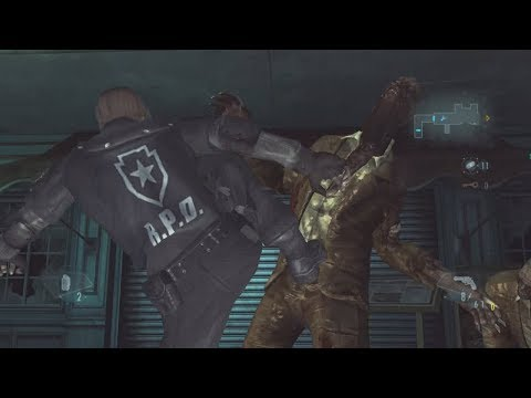 Resident Evil Revelations Zombie mod |