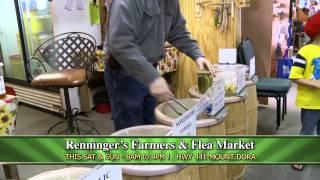 Renninger Flea & Farmers Market Mt. Dora, Florida