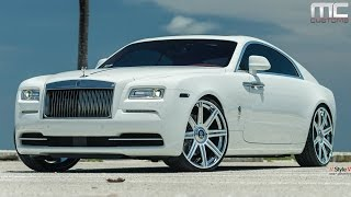 MC Customs | Rolls-Royce Wraith · Vellano Wheels