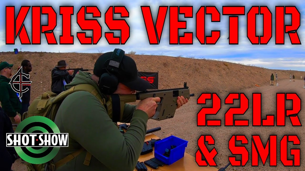 KRISS Vector SHOT Show 2020