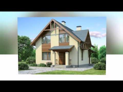 Проекты и фотографии готовых коттеджей и загородных домов