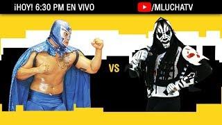 Generación XXI, Arena Naucalpan | Sunday Night Lucha