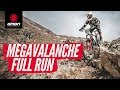 Megavalanche 2019 On A Hardtail! | Blake Samson Full POV Race Run