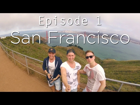 USA Road Trip 2016, Episode 1 - San Francisco