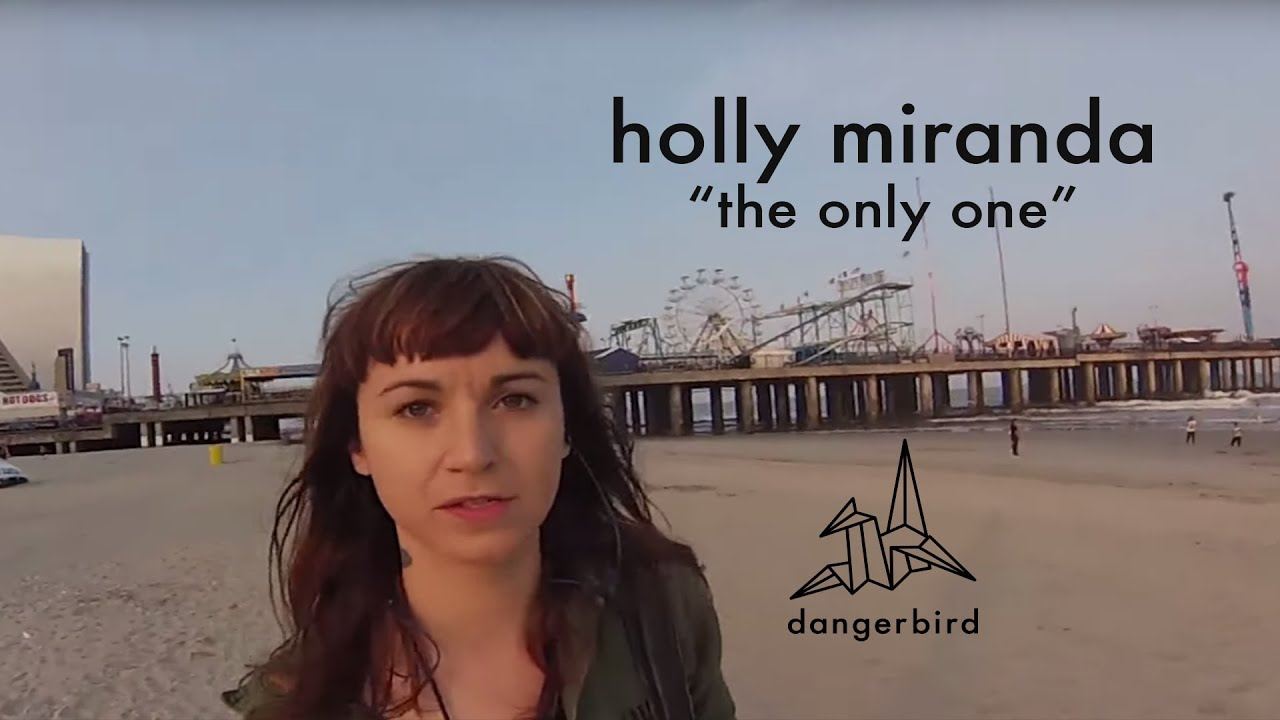 """Holly Miranda — """"The Only One"""" (Music Video)"""