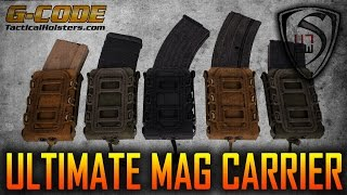 THE ULTIMATE MAGAZINE CARRIER?! GCODE SOFT SCORPION REVIEW- SPARTAN117GW