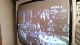 Перше включення - телевізор ''Веселка''