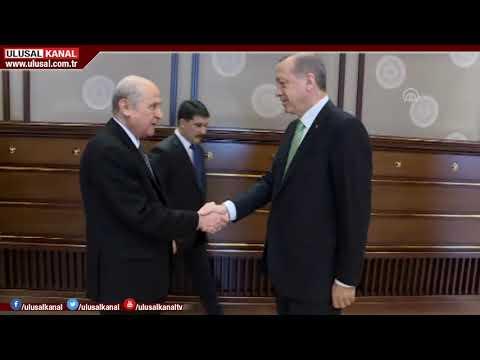 AKP Ile MHP Arasında Gerilim