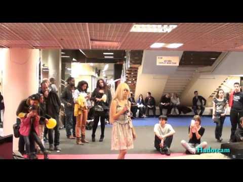 Hadoteam - FIJ 2014 - karaoké sur ma liberté de penser