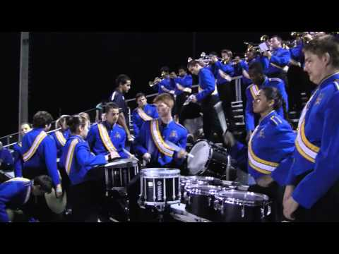 Shout it Out - Martin County High School Marching Band - Stand Tunes 2013