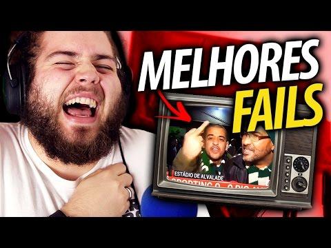 OS MELHORES FAILS DA TELEVISÃO PORTUGUESA