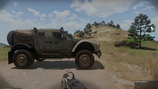 ACE 3 Concertina Wire - Arma 3 Testing