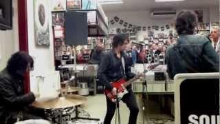 Jon Spencer Blues Explosion - Hamburg 2012