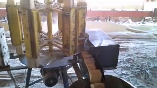 Торцовочный Автомат ТА-02 (Бобышкорез ТА-02) б/у  2011г.в(, 2014-07-01T14:18:42.000Z)
