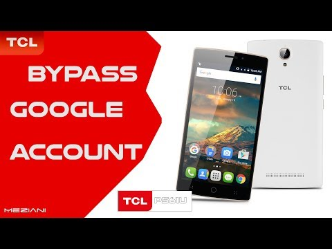 Bypass Google Account TCL P561U Remove FRP - YouTube