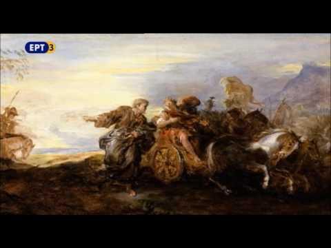 Η Μυθολογία των Ελλήνων-Ο Οιδίποδας