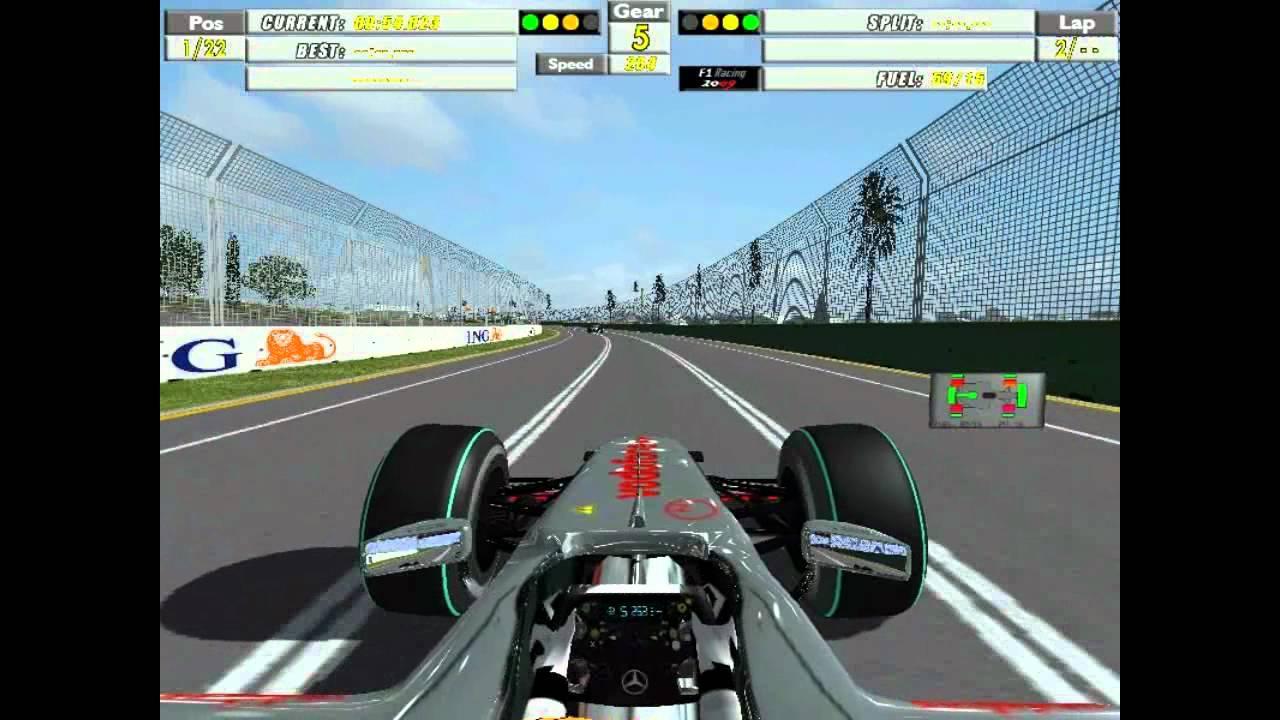 Formula 1 Jogo - 2009