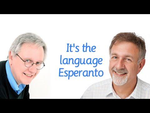 Esperanto Interview on BBC Radio York