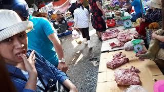 Chợ Hải Sản  Đồng Hới - Quảng Bình