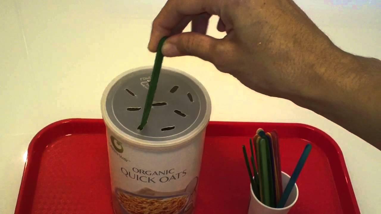 Diy Fine Motor Activity Popsicle Sticks Activity For
