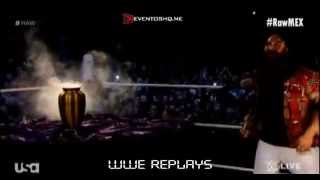 The Undertaker responds to Bray Wyatt, RAW 09/03/2015