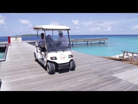 St. Regis Butler Service l The St. Regis Maldives
