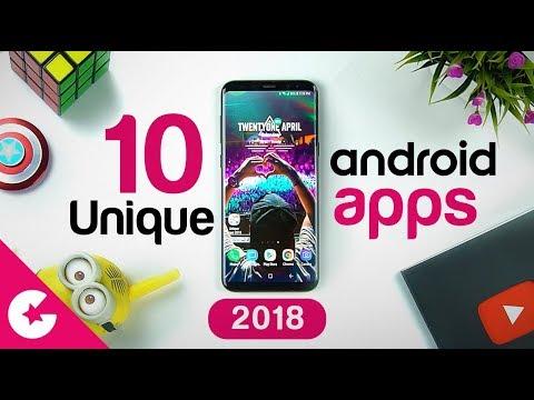 10 Unique Android Apps - Free Apps (April) 2018