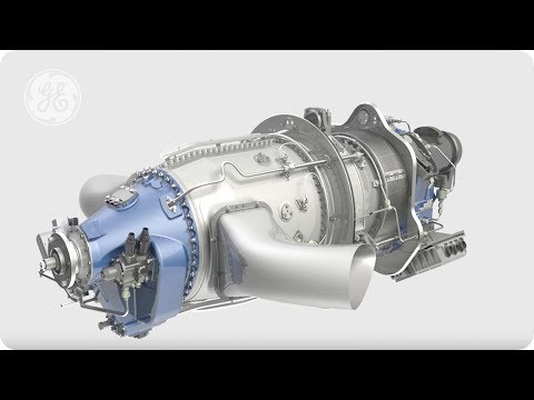 GE Aviation`s H Series Turboprop with Electronic Engine & Prop Control