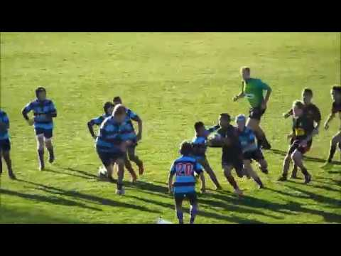 Navajo Doyle 2015 Rugby Highlights