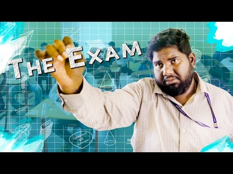 The Exams | by Sabarish Kandregula | VIVA