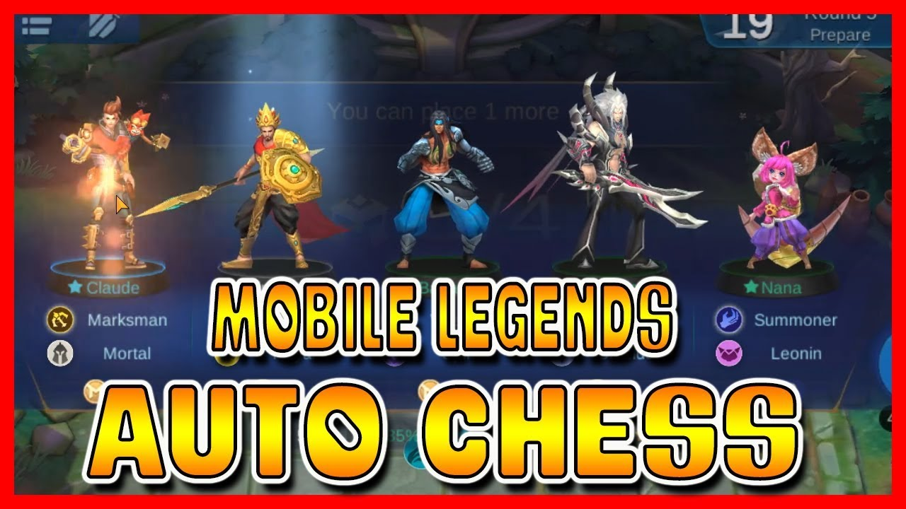 new mobile legends auto chess - magic chess bang bang   mobile legends