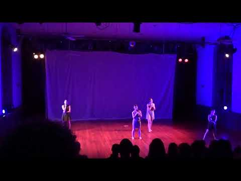 """""""Invisible"""" at Contemporary Dance Theater 2018"""