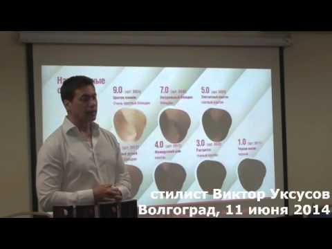 Стрижка на волнистые волосы в технике DEMETRIUS
