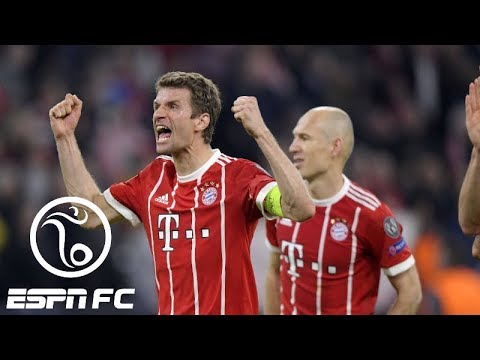 Bayern Munich advances to Champions League semifinals with 'boring, dull' draw vs. Sevilla | ESPN FC