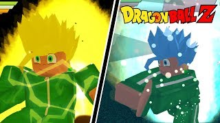 Beautiful New Dragon Ball Z Game on Roblox | Dragon Ball Z Forgotten Tale | iBeMaine