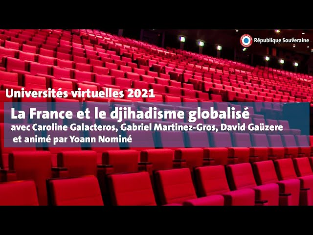 La France et le jihadisme globalisé