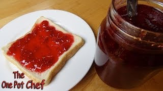 Microwave Strawberry Jam (made In Minutes!) - Recipe