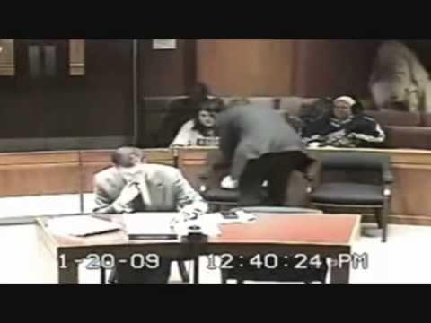 Moors in Court got the Judge SHOOK!