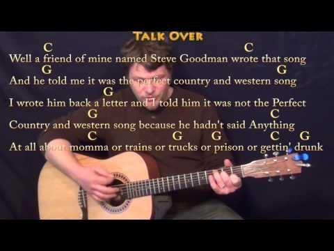 You Never Even Call Me By My Name - Strum Guitar Cover Lesson with Chords/Lyrics