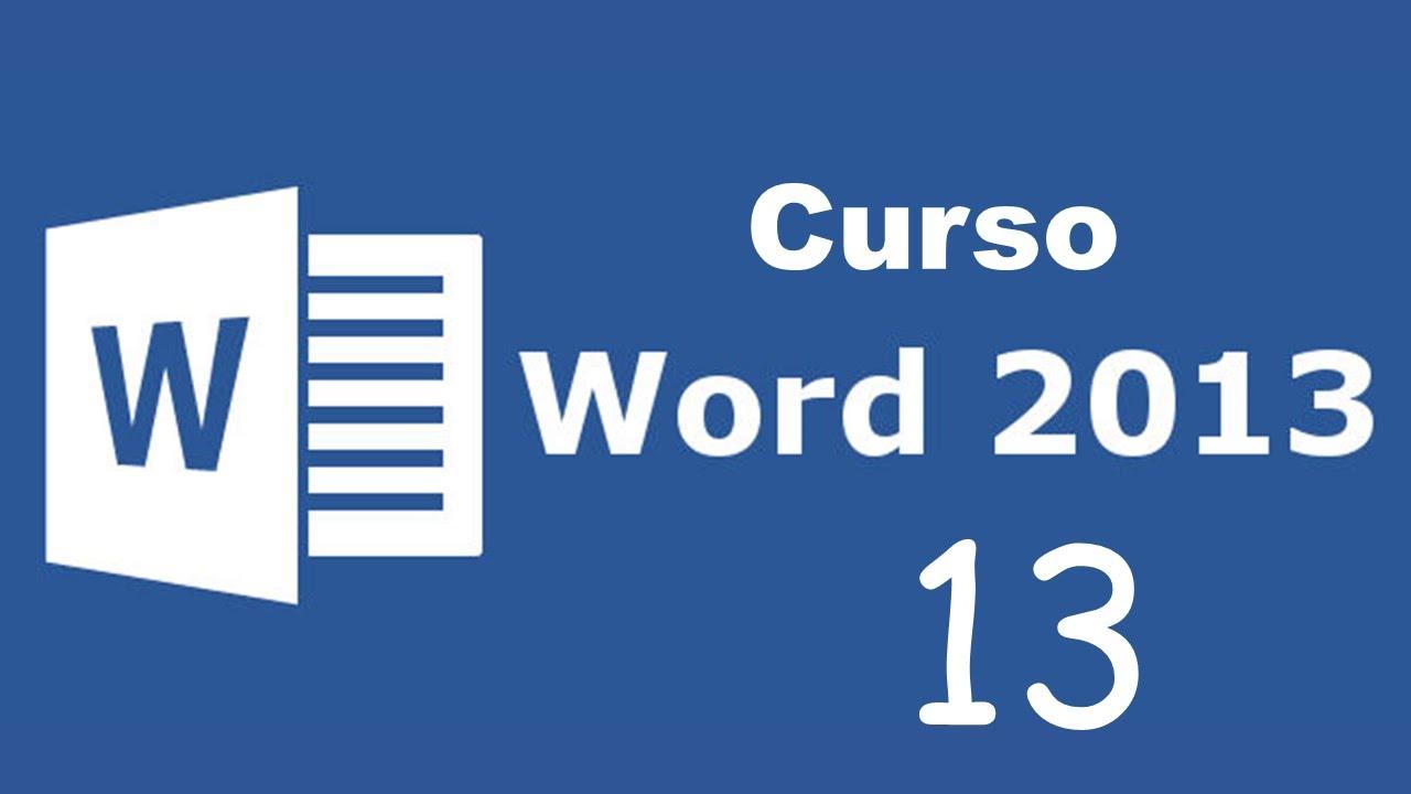 Download Curso de Word 2013 - Clase 13 - Las Tablas 1