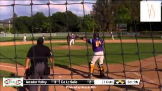 McAdoo hit ties, gives Spartans lead vs. Amador Valley #3