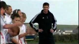 Steven Gerrard - Adidas Dream Big