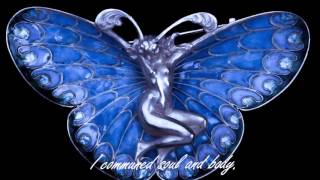 GIACOMO PUCCINI -Humming Chorus Madame Butterfly -  RENE LALIQUE -  CHRISTOS IFANTIS