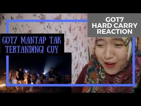 GOT7 - Hard Carry // MV Reaction (Indonesia)