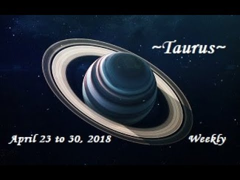 ~Taurus~Time of Reflection & Healing~April 23 to 30, 2018 End of April Tarot Reading