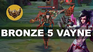 The Adventures of Bronze 5 - Vayne