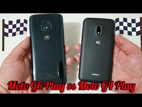 Moto G6 Play Vs Moto G4 Play Speed Test Comparison Youtube
